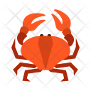 Crab Animal Icon