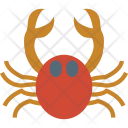 Crab Food Icon