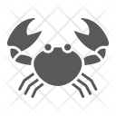 Crab Animal Aquatic Icon