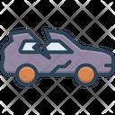Crack Car Rift Icon