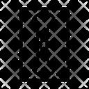 Crack Bone X Ray Icon