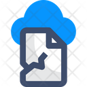 Breachv Cracked File Broken File Icon