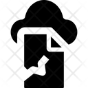 Cracked File Icon