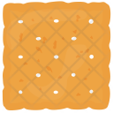 Square Shaped Cookies Icon
