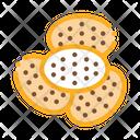 Bakery Cracker Tasty Icon