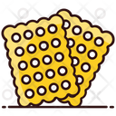 Crackers Biscuits Cookies Icon