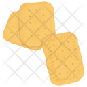 Shaped Cookies Biscuits Icon