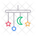 Cradle Toy Baby Icon