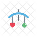 Cradle Hanging Cot Icon