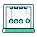 Cradle Gravity Science Icon