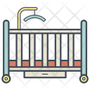 Cradle Bed Infant Icon