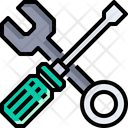 Craftsman Tool Wrench Screwdriver Icon