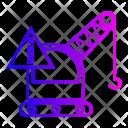 Crain Export Lift Icon