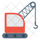 Crain Export Logistic Icon