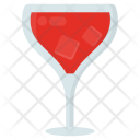Cranberry Cocktail Icon