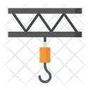 Crane Construction Crane Crane Hook Icon