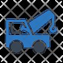 Crane Lifter Hook Icon