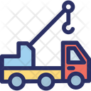 Crane Lifter Luggage Lifter Icon