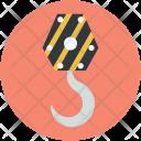 Crane Load Construction Icon