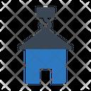 Crane Hook House Icon