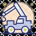 Crane Industrial Crane Crane Terminal Icon