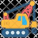 Crane Hook Lift Icon