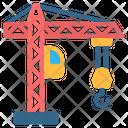 Crane Tower Hook Icon