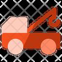 Car Hook Estate Icon