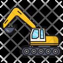 Crane Construction Machinery Icon