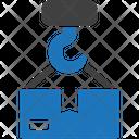 Crane Harbor Cargo Icon