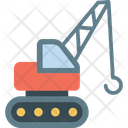 Crane Cargo Construction Crane Icon