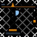 Crane Silhouette Industry Icon