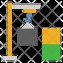 Crane Industry Port Icon