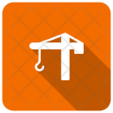 Crane Lifter Vehicle Icon