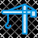 Crane Lifter Vehicle Icon