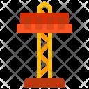 Crane Big Drop Icon