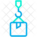 Hook Package Box Icon