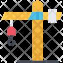 Crane Builder Building Icon