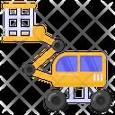 Crane Engine Icon