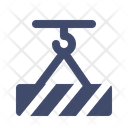 Container Lift Cargo Icon