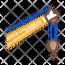 Crane Machine Hook Icon