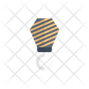 Hook Crane Construction Icon