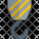 Crane Hook Hook Crane Icon
