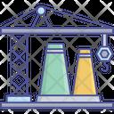 Lifter Crane Lifter Crane Drum Lifter Icon