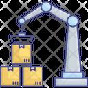 Crane Lifter Tower Crane Crane Machine Icon