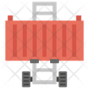 Crane Machine Icon