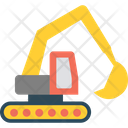 Crane Machine Crane Lifting Cargo Icon