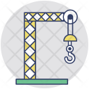 Crane Tower Icon