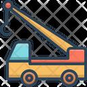 Crane Truck Crane Truck Icon