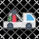 Crane Lifter Truck Icon